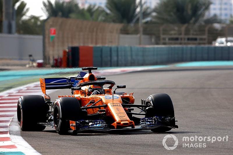 Baba Sainz: Carlos, McLaren'ı test edeceği için çok heyecanlı