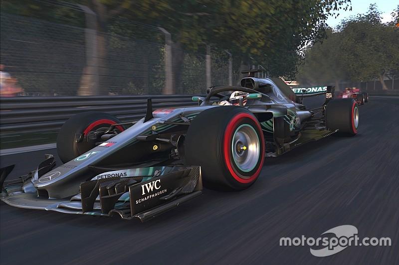 A virutális F1-es világbajnokságban is a Mercedes tarolt: Leigh megvédte a címét, Bereznay második lett