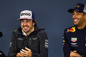 Alonso glad Hamilton will match Fangio
