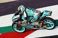 Moto3, Barcellona, Libere 2: Masia tra tante cadute