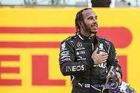 Hamilton az egész világnak üzent
