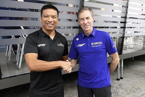 RNF MotoGP Team Resmi Jadi Satelit Yamaha pada 2022