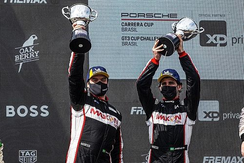 Porsche Cup: Segundo lugar coloca Jimenez na liderança do campeonato