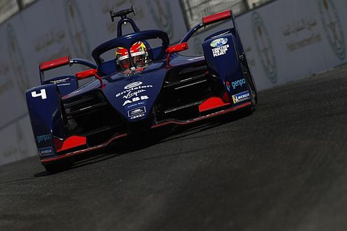 Diriyah E-Prix: Frijns on pole, Mercedes sits out qualifying
