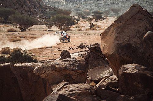 Audi generó un terremoto en las reglas con su llegada al Dakar