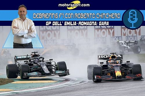 Podcast F1: Chinchero analizza il GP dell'Emilia Romagna di Imola