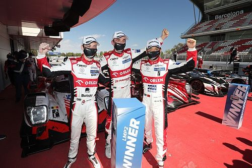 "Kubica didn't expect such an ""easy"" first LMP2 victory"