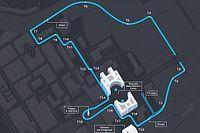 Формула Е показала новую конфигурацию трассы в Риме