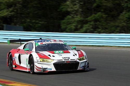Hildebrand, Yount to race NTe Audi in IMSA Road America round