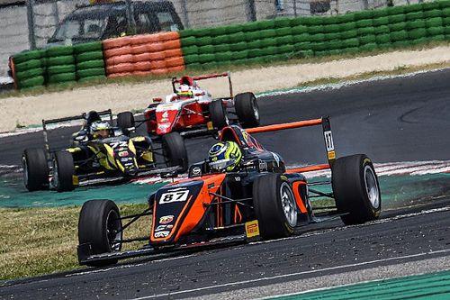 F4, Misano: ancora Bearman - Fornaroli - Montoya in Gara 3