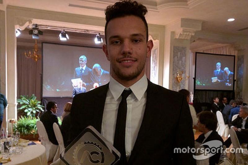 Luca Ghiotto correrà in GP2 con Trident