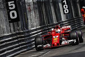 Fórmula 1 Crónica de entrenamientos Vettel lidera la segunda práctica con récord incluido