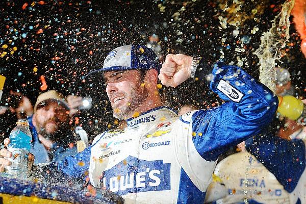 Jimmie Johnson yedinci kez NASCAR şampiyonu oldu!