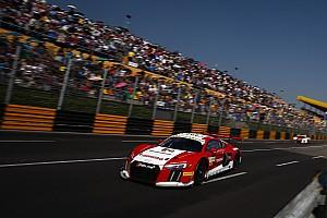 GT 新闻稿 奥迪R8 LMS杯车手即将出征澳门格兰披治大赛车