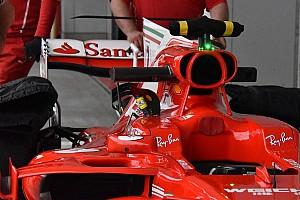 Forma-1 Elemzés Visszatért a Ferrarinál a merőkanál alakú hátsó szárny