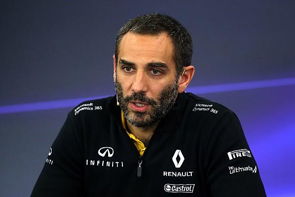 Formula 1 Breaking news Renault: Long Mercedes gardening leave spells are 'unfair'