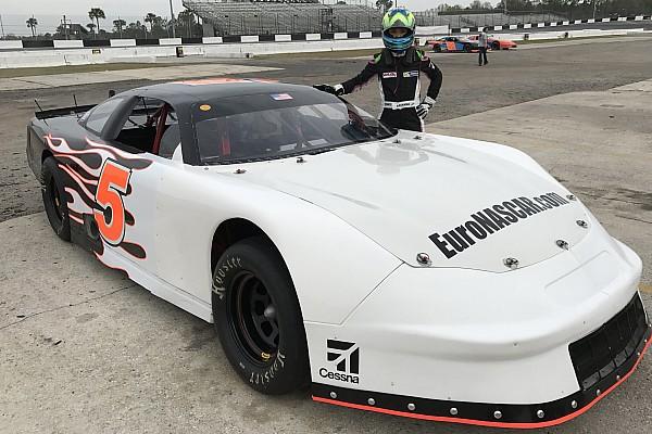 NASCAR Euro Ultime notizie Arianna Casoli ha svolto un test su una vettura Pro Late Model
