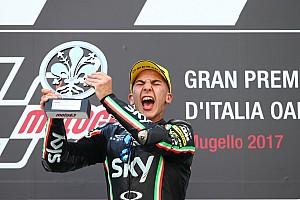 Moto3 Résumé de course Sur ses terres, Migno décroche sa première victoire en Moto3!