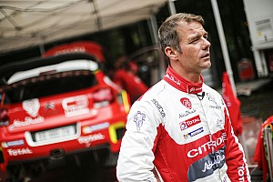 WRC 速報ニュース 【WRC】「ローブとグラベルテストを行いたい」とシトロエン