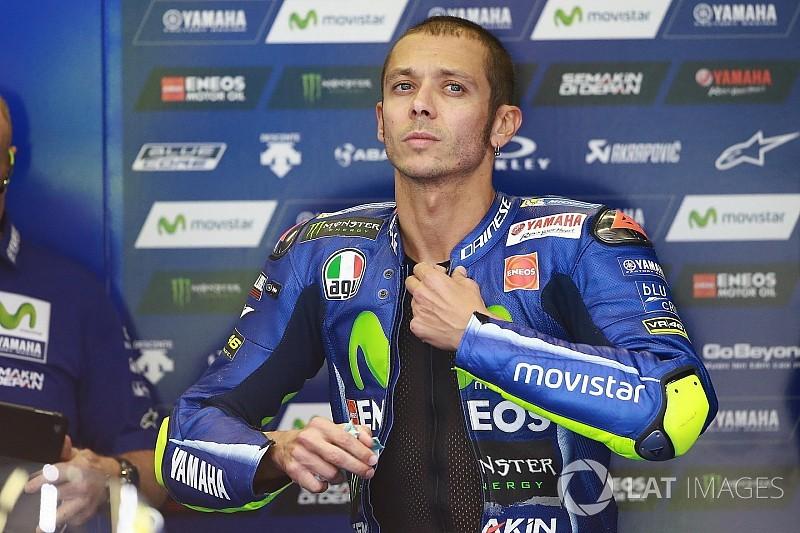 Росси отказался думать о титуле до решения проблем Yamaha