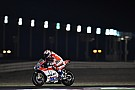 Ducati exhibe músculo en el primer día en Qatar; Márquez se cae dos veces