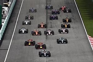 Формула 1 Топ список Галерея: старти 20 етапів сезону Ф1 2017 року