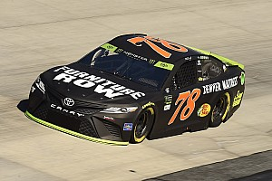 NASCAR Cup Qualifying report Truex takes Dover pole over Kyle Busch in Toyota-dominated qualifying