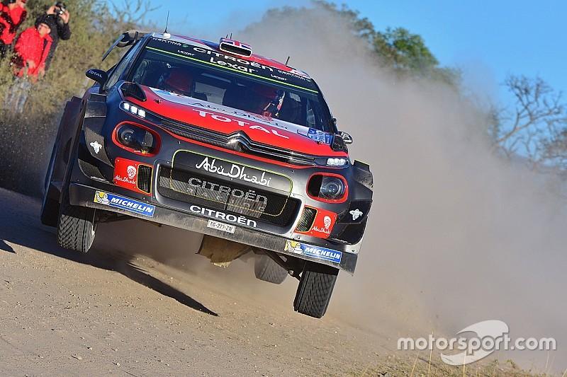 """【WRC】クリス・ミーク、アルゼンチンで""""14回転""""する横転事故を経験"""