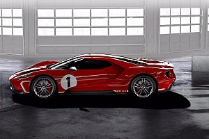 Automotive Noticias de última hora Ford GT 67 Heritage Edition, un homenaje a Le Mans
