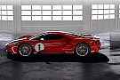 Automotive Ford GT 67 Heritage Edition, un homenaje a Le Mans