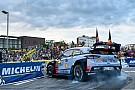WRC WRC şampiyona lideri Neuville, Almanya Rallisi'nde yarış dışı kaldı!