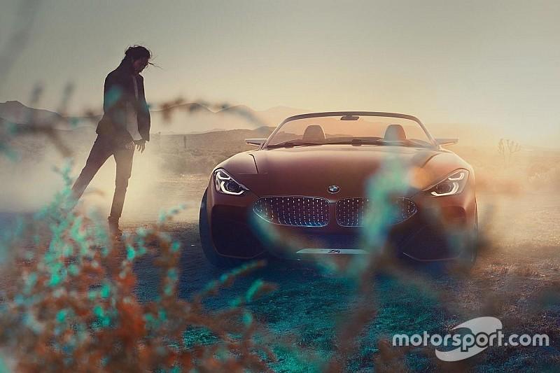 El nuevo concept BMW Z4 se inspira en el pasado