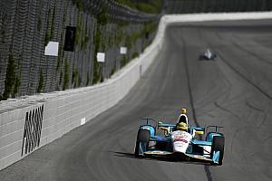 IndyCar Noticias Chaves satisfecho con su primer test con Harding Racing