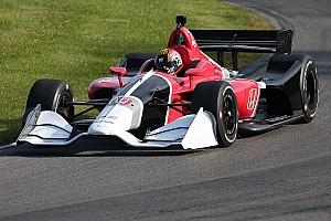IndyCar Nieuws Hinchcliffe verwacht betere races in IndyCar-seizoen 2018