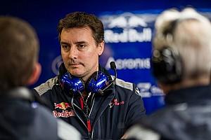 Toro Rosso продлила контракт с Джеймсом Ки