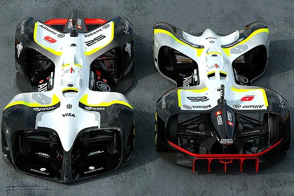 GALERÍA: El coche de carreras RoboCar