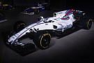 У Williams вперше показали FW40 «живцем»