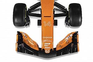 Egészen közelről az új McLaren-Honda: részletek
