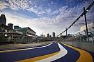 Текстова трансляція третьої практики Гран Прі Сінгапуру