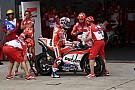 Le grip arrière a limité la performance de Dovizioso en Argentine