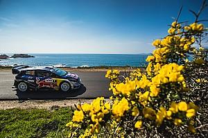 WRC Actualités Championnats - Avance accrue pour Ogier, réduite pour M-Sport