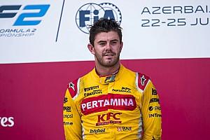 F2 Baku: Nato juara sprint race, Gelael masih belum cetak poin