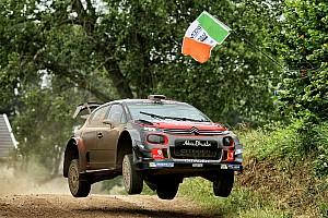 WRC Actualités Citroën: Le résultat de Lefebvre augmentera sa confiance
