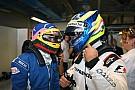 Baumgartner mellett Villeneuve is vezette a kétüléses F1-es autót Monzában