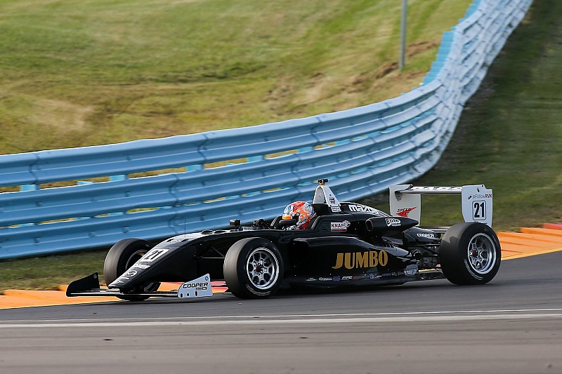 Watkins Glen USF2000: VeeKay wins, Askew takes title
