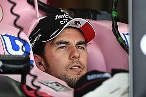 Formel 1 News Formel 1 2018: Sergio Perez unterschreibt neuen Vertrag bei Force India