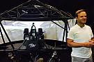 Rubens Barrichello tuvo su primera cita con Le Mans en el simulador