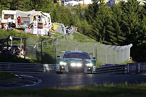 Endurance Raceverslag 24 uur Nürburgring: Audi heeft initiatief, diverse kanshebbers uitgeschakeld na vijf uur
