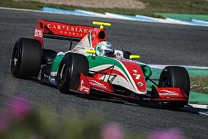 Formula V8 3.5 Noticias Alfonso Celis fue el más rápido en Silverstone