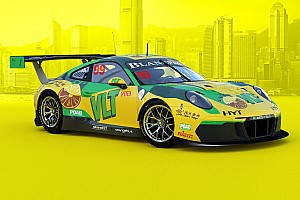 GT Breaking news Darryl O'Young and Peter Li Zhi Cong confirmed for the #99 Craft-Bamboo Racing Porsche 911 GT3 R
